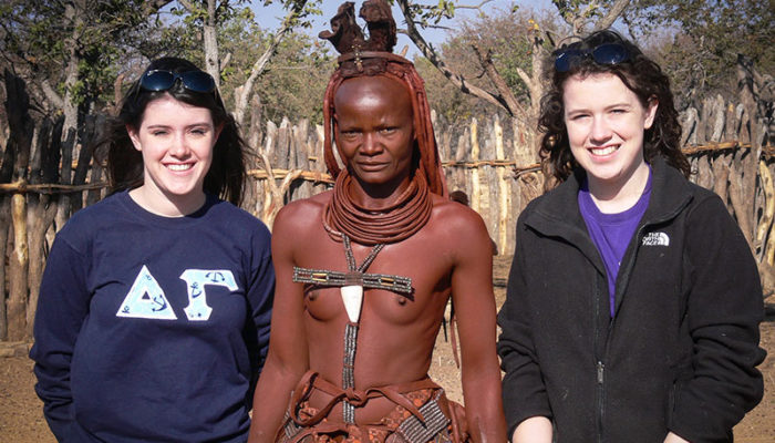 Attractions Himba Village